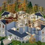 Home Plans Sims House
