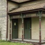 Home Renovation Restoring Historic Porch Indiana