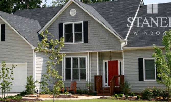 Home Siding Ideas Designs Great Day Improvements