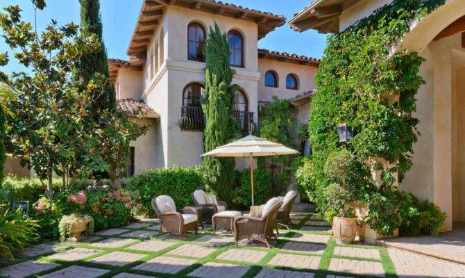 Home Style Inspiration Spanish Homes