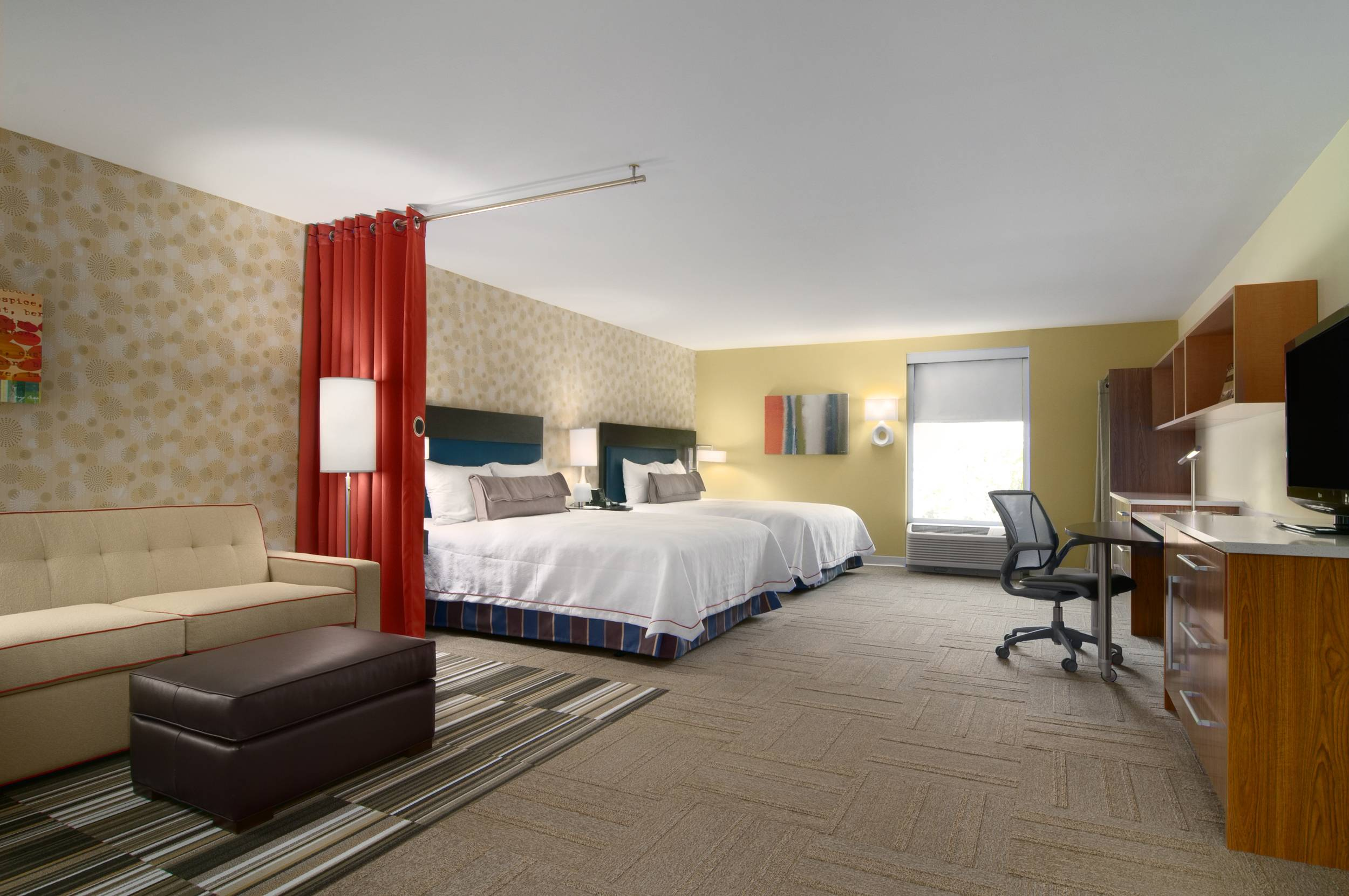 Home Suites Hilton Charleston Airport Convention