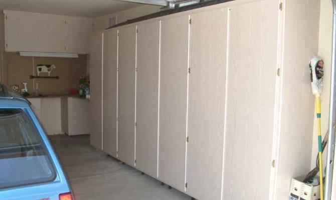 Homemade Garage Storage Cabinets Plans Diy Pergola
