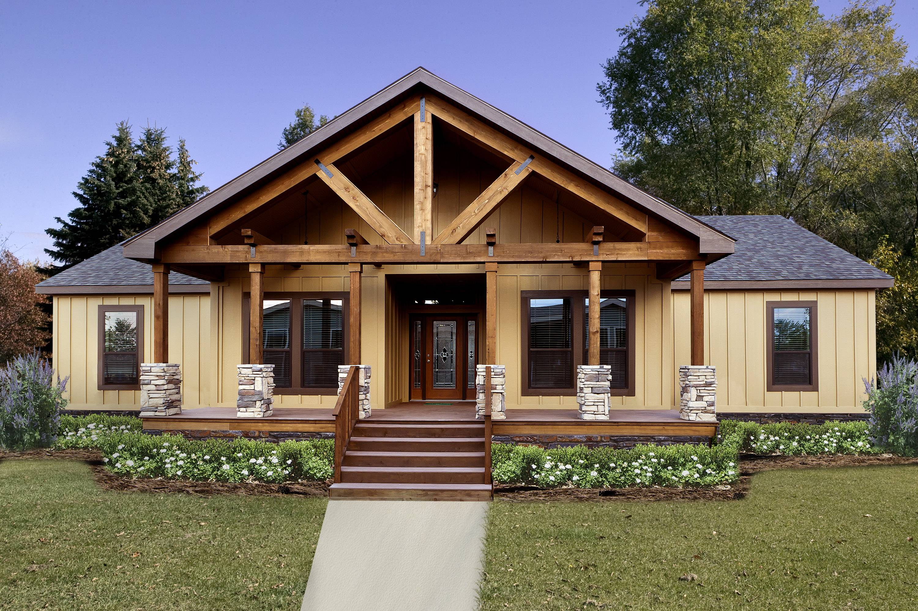 Homes Custom Built Modular Home Floor Plans