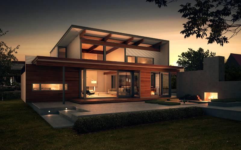Homes Dwell Turkell Lindal Inhabitat Green Design