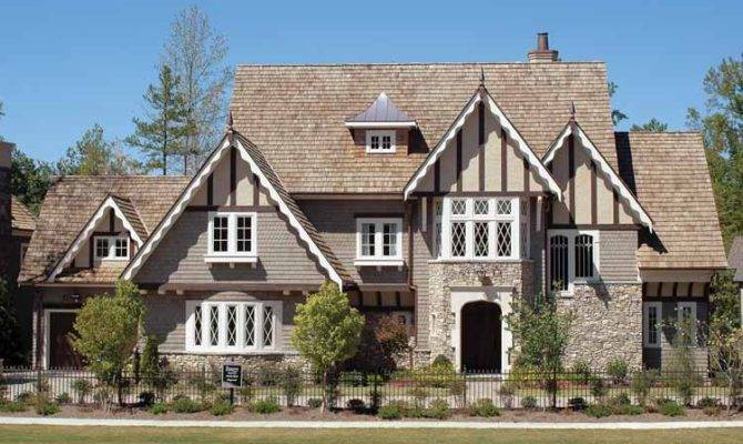 Homes Pinterest Ohio Tudor Cleveland