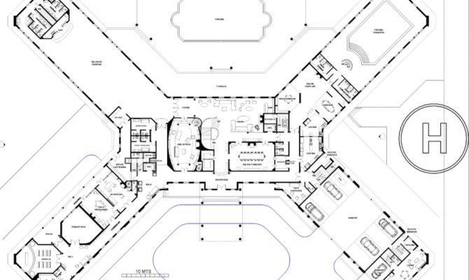 Homes Rich Reader Super Mansion Floor Plans Hotr