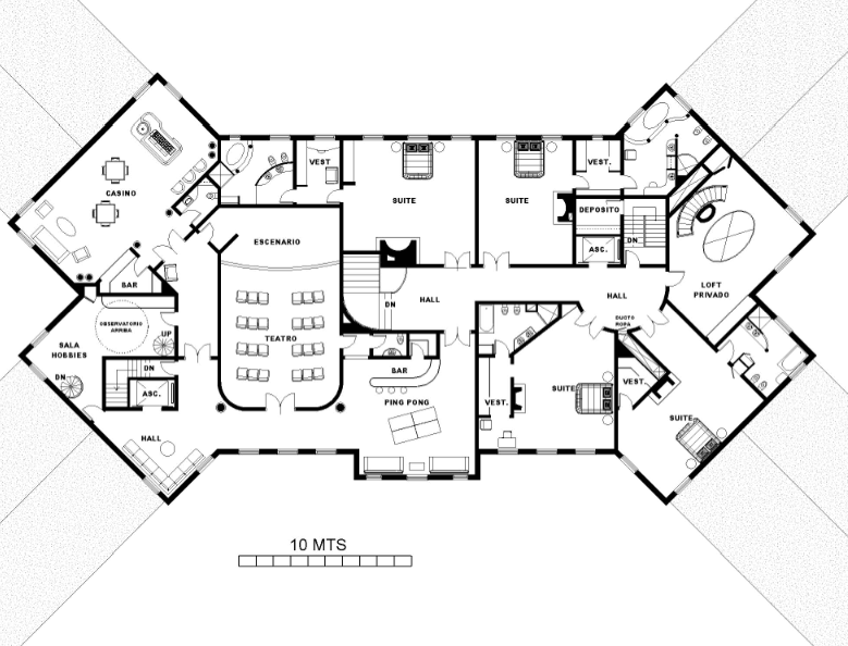 Homes Rich Reader Super Mansion Floor Plans