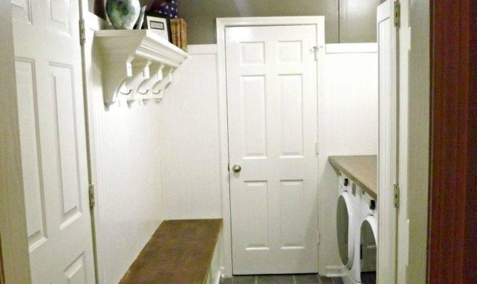 Hometalk Mudroom Laundry Room