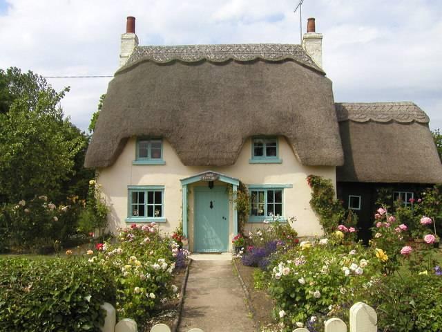 Honington Rose Cottage John Brightley