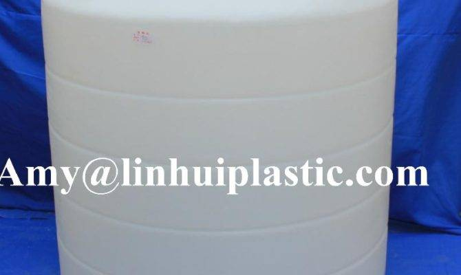 Hot Food Grade Agriculture Plastic Water Storage Tank