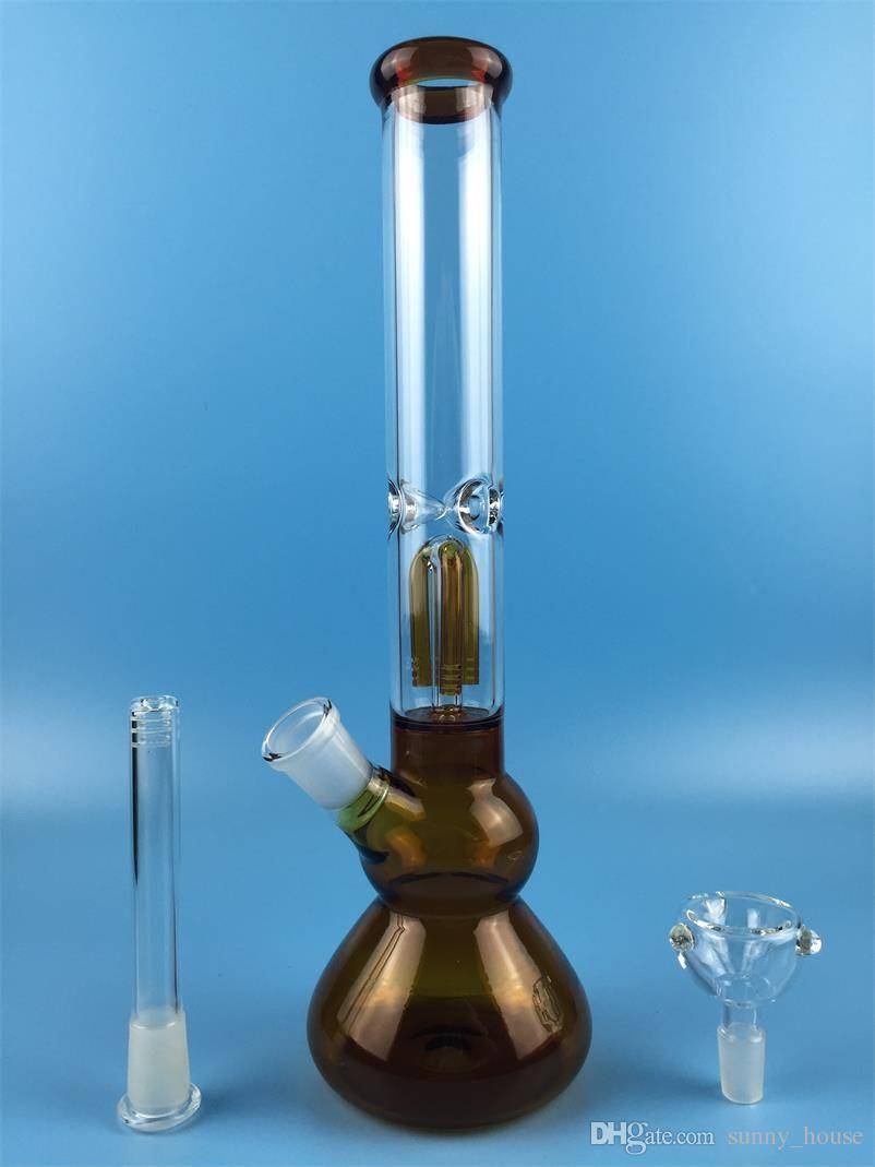 Hot Sale Glass Water Pipes Oil Can Type