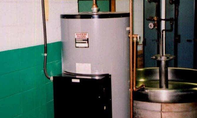 Hot Water Heater Piping Engine User