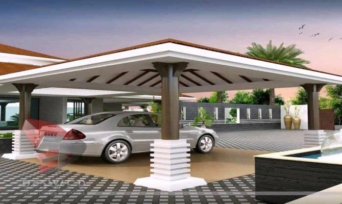 House Car Porch Design Malaysia Youtube
