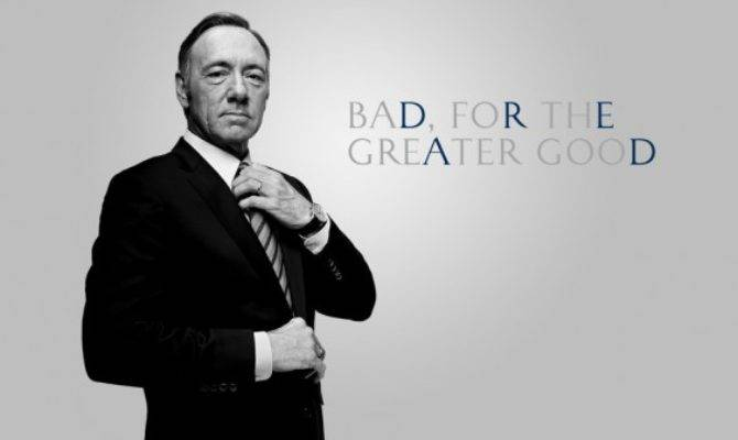 House Cards Character Featuring Kevin Spacey