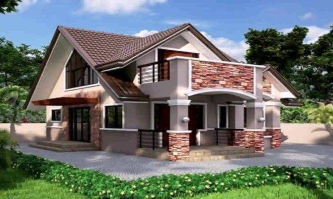 House Design Bungalow Type Philippines Youtube