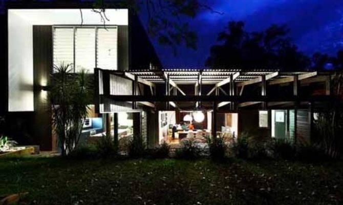 House Design Glass Walls Dream Architecture Home