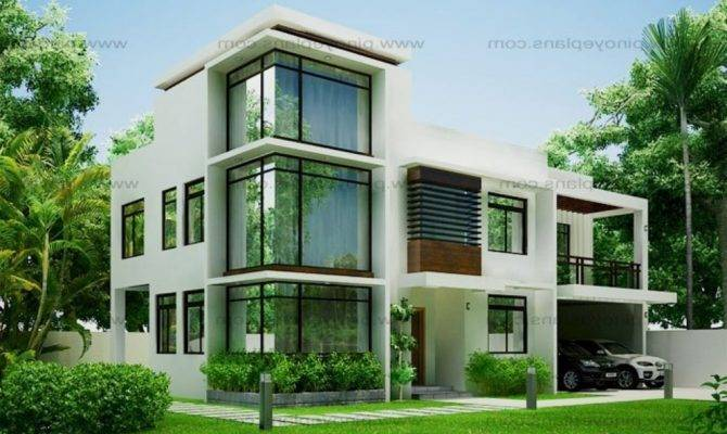 House Design Photos Modern Pinoy