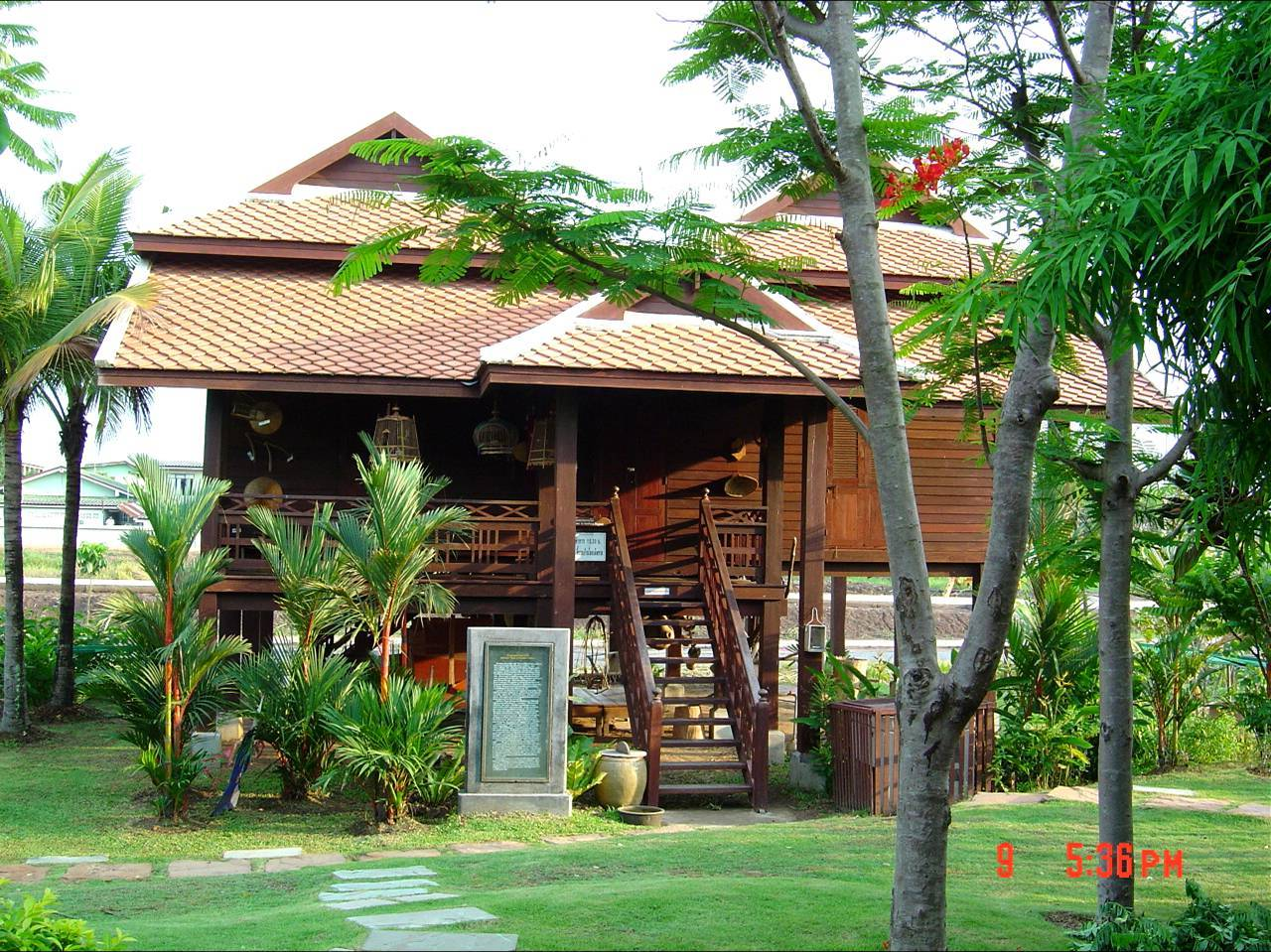 House Design Plan Thailand Modern World Furnishing Designer
