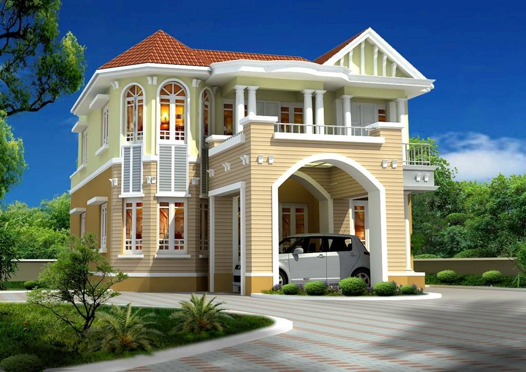House Design Property External Home Interior