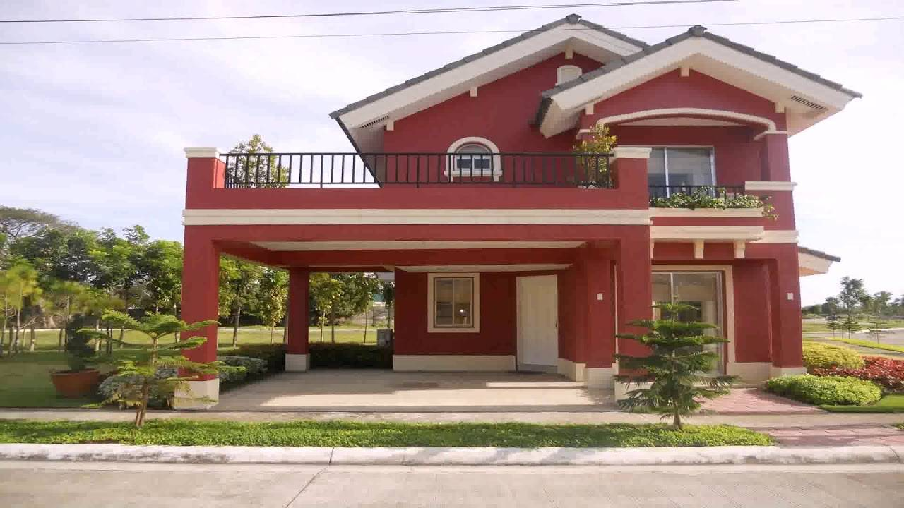 House Design Veranda Philippines Youtube