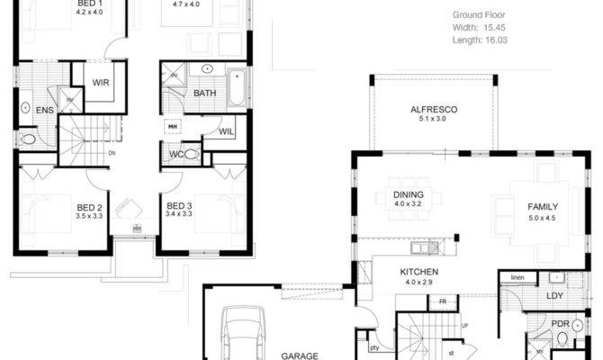 House Designs Floor Plans Australia
