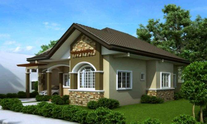 House Designs Floor Plans Philippines Bungalow Type