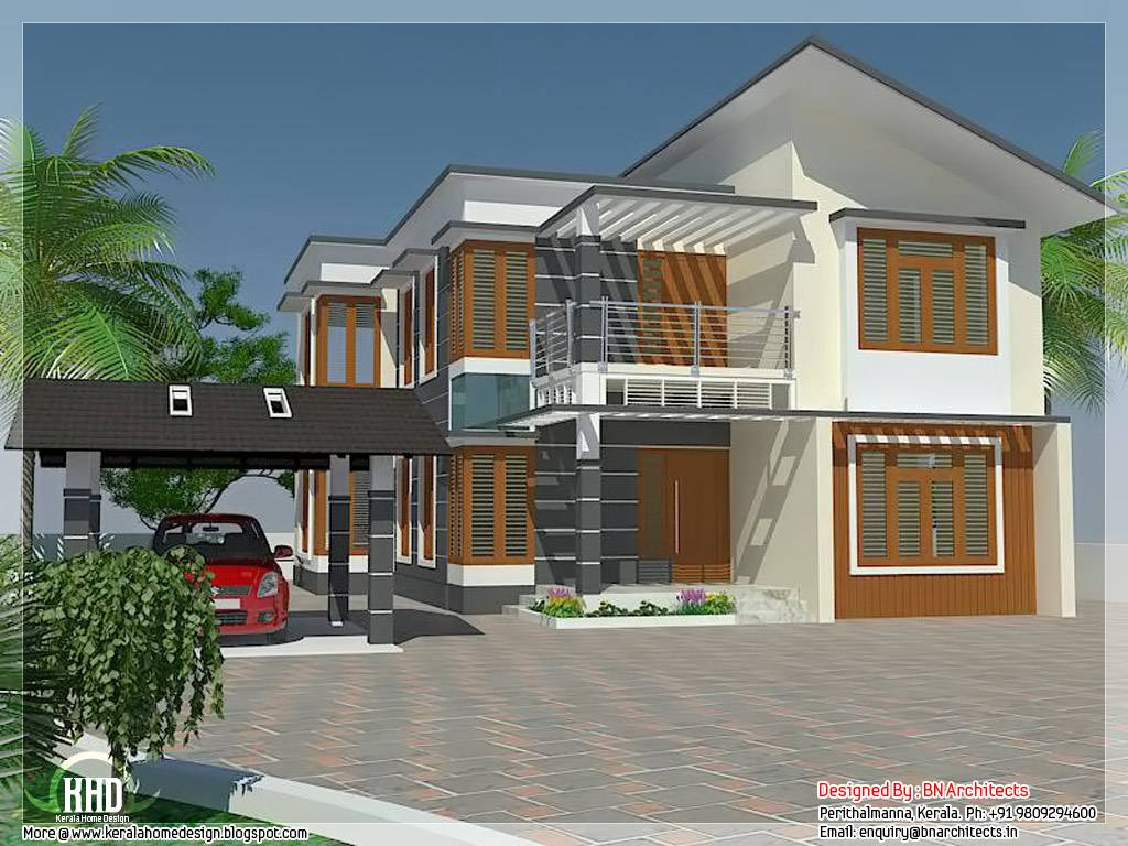 House Elevation Floor Plan Architecture Plans