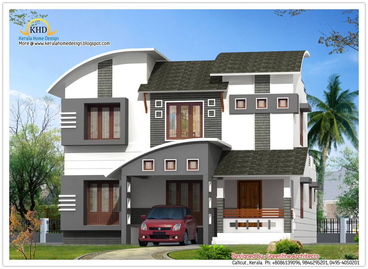 House Elevation Kerala Home Design