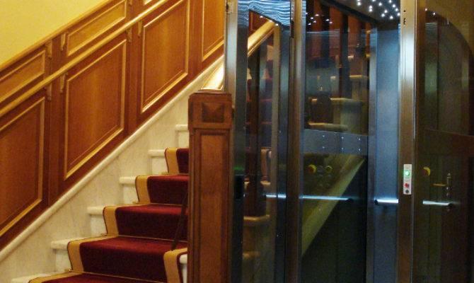 House Elevator Shaft Victoria Homes Design