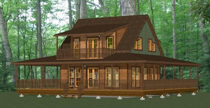 House Excellent Floor Plans