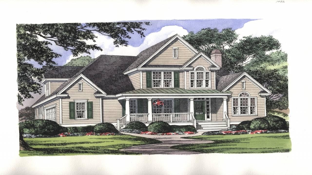 House Floor Plans Donald Gardner
