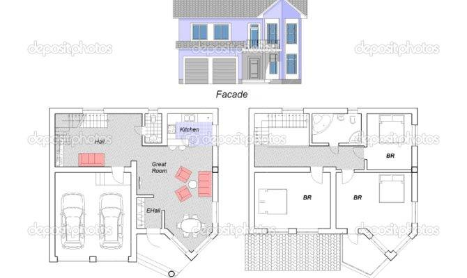 House Floor Plans Great Room Designing