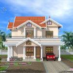 House Front Elevation Designs India Side Design
