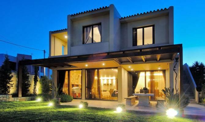House Greek Countryside Tectus Design