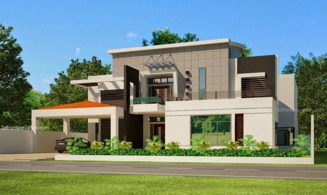 House Ground Floor Plans Design European