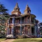 House Here Austin Campus One Few Gothic