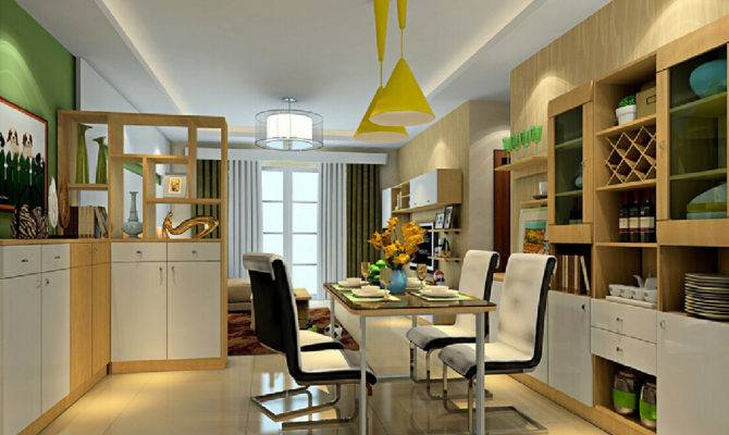 House Interior Design Partition