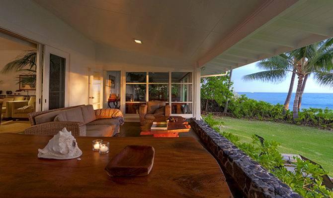 House Lanai Architectural Designs