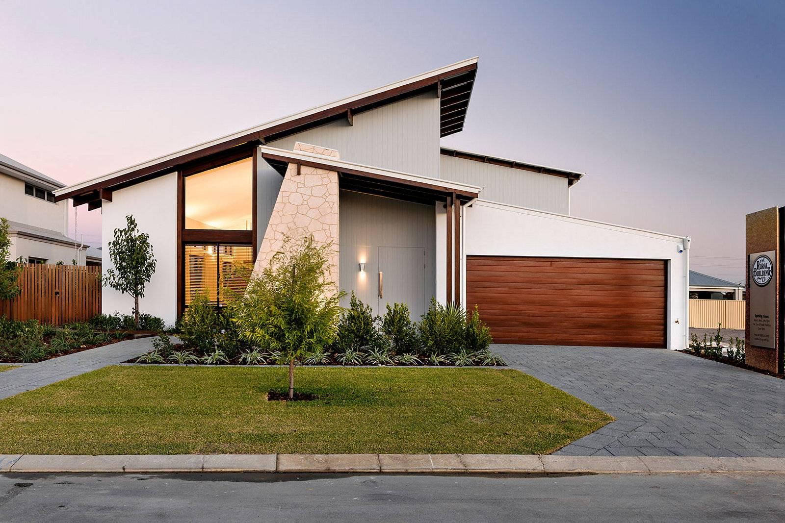 House Loft Style Bright Interior Pert