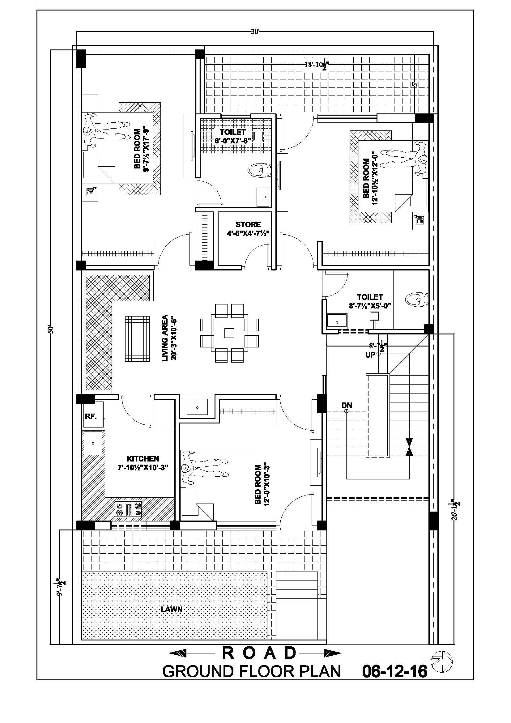 House Map Floor Plan Ghar Banavo