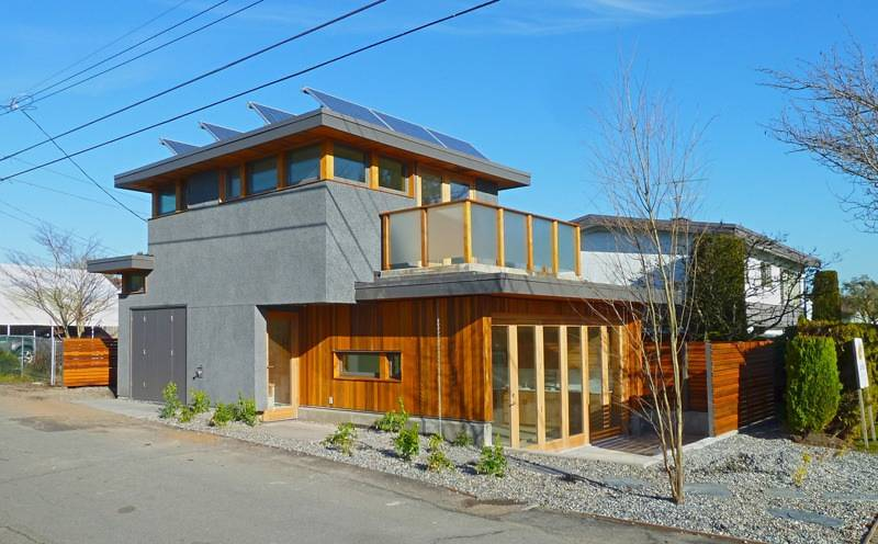 House One First Laneway Homes Vancouver Under