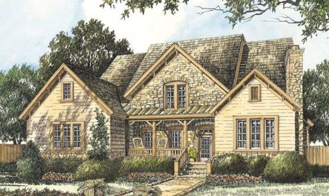 House Plan Breckenridge Peak Stephen Fuller Inc