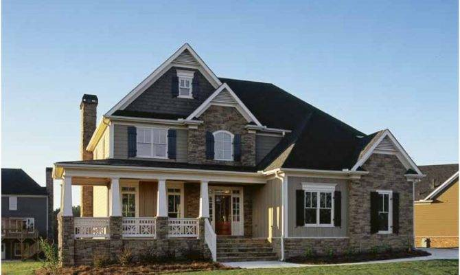 House Plan Country Curb Appeal Square Feet Bedrooms