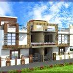 House Plan Design Drawings Provider India Twin
