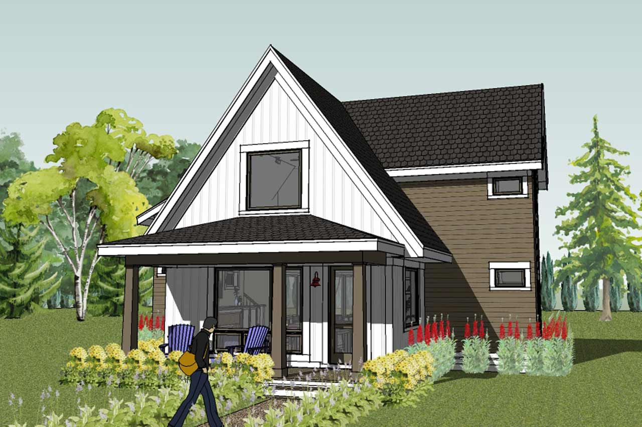 House Plan Designs Worlds Best Small Introduced