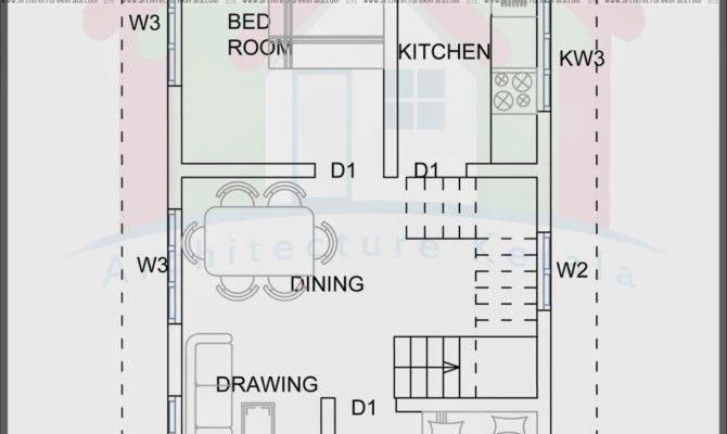 House Plan Elevation Architecture Kerala