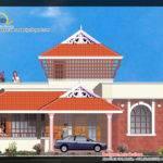 House Plan Elevation Kerala Home Design Floor