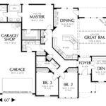 House Plan Galen Need Have Two Car Garage