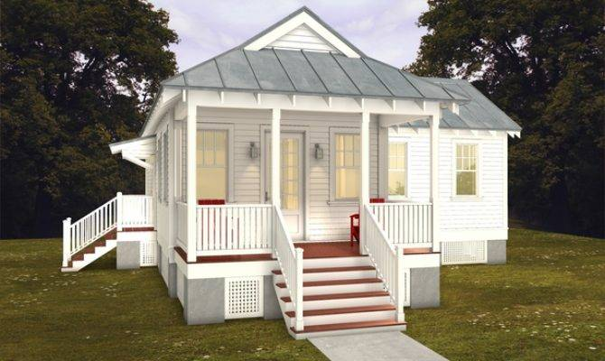 House Plan Katrina Cottage Available Houseplans