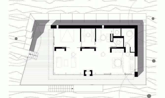House Plan Panoramic Views Over Lake Openness
